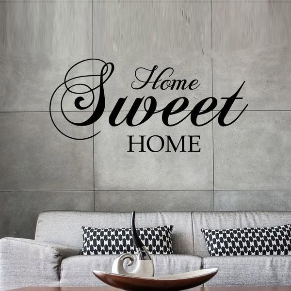walltattoo, homequote, Home Decor, Home & Living