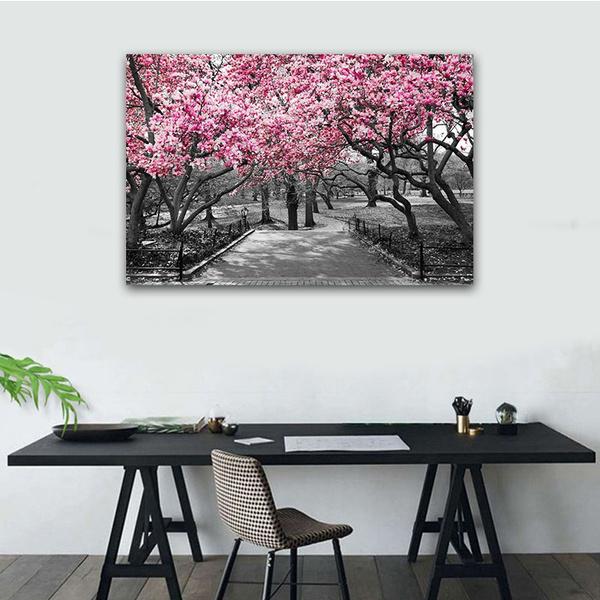 Home & Kitchen, art, Cherry, cherryblossom