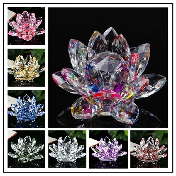 wedding decoration, paperweight, Colorful, Crystal