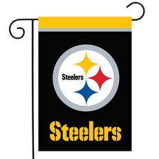Football, Garden, Pittsburgh, outdoorflag