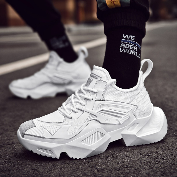 fashion breathable casual sneakers | Wish