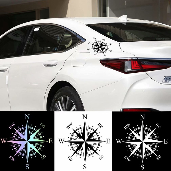 Car Sticker, Laser, Automotive, Stickers