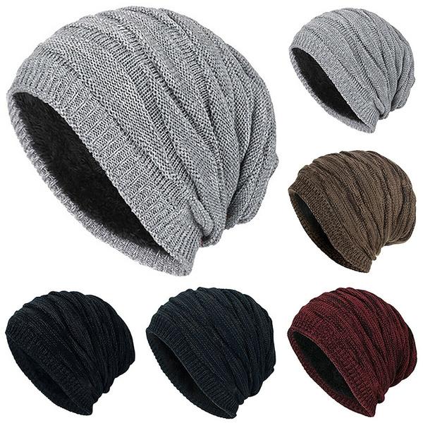 Beanie, Cap, Winter, knit