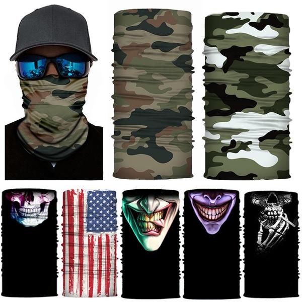 facemaskbalaclava, bandanascarf, headbandmask, biker