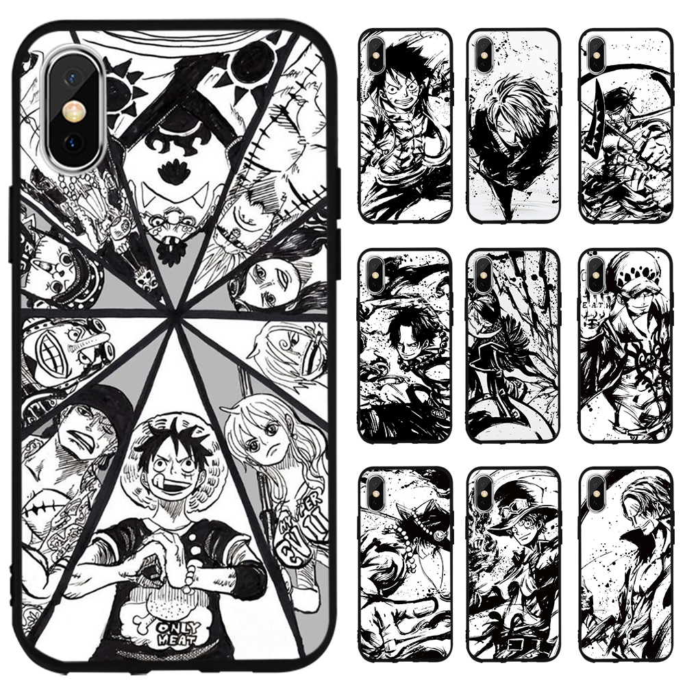 cover iphone 11 sabo one piece