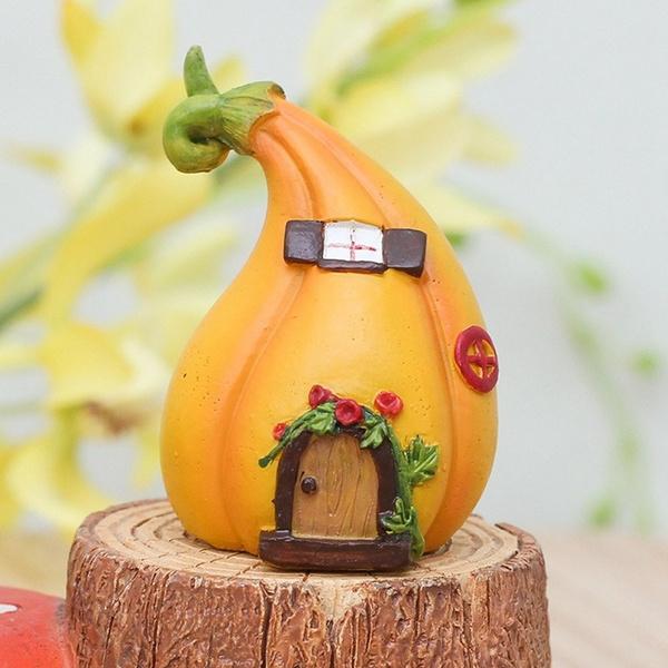 Mini, Garden, miniature, house