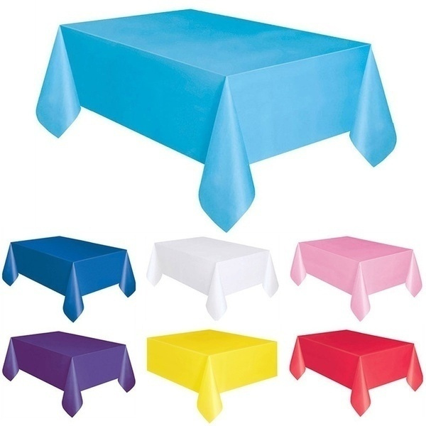 party, disposabletablecover, picnictablecloth, birthdaypartydecoration