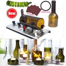 Machine, bottlecutter, Glass, Набори для творчості