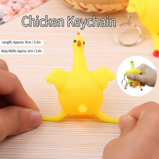 chickentoy, Toy, Key Chain, Chain