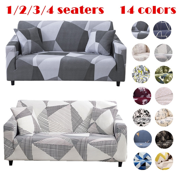1234seater, Polyester, living room, Elastic