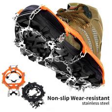 Zapatos, icesnowgrip, Invierno, Hiking