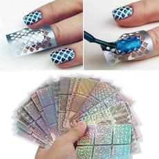 nailartmodelsticker, reusablenailart, nail stickers, Laser