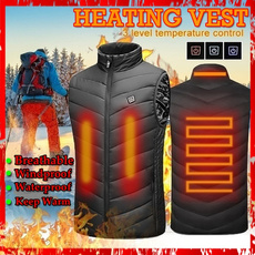 Vest, Outdoor, Coat, Electric