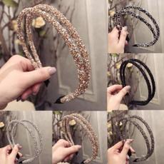 Fashion, Jewelry, Hair Band, Rhinestone