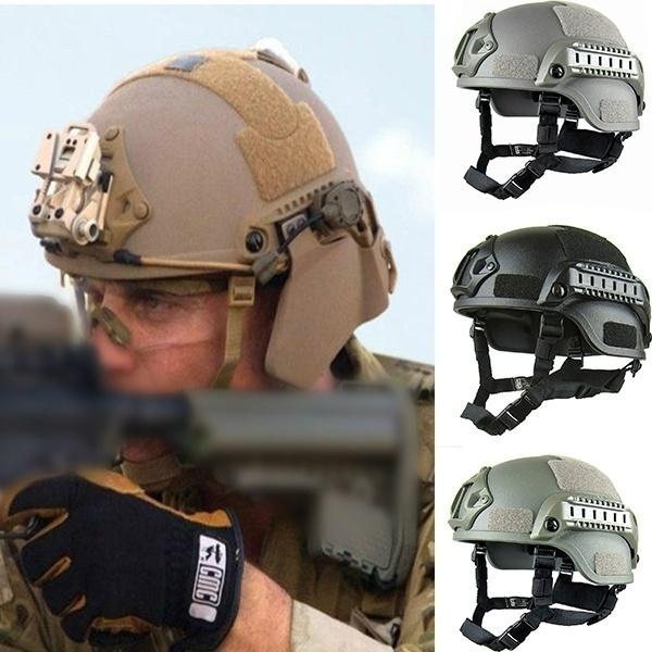Helmet, C, Cosplay, Hunting
