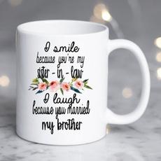 Funny, sistergift, teamug, sistermuggift