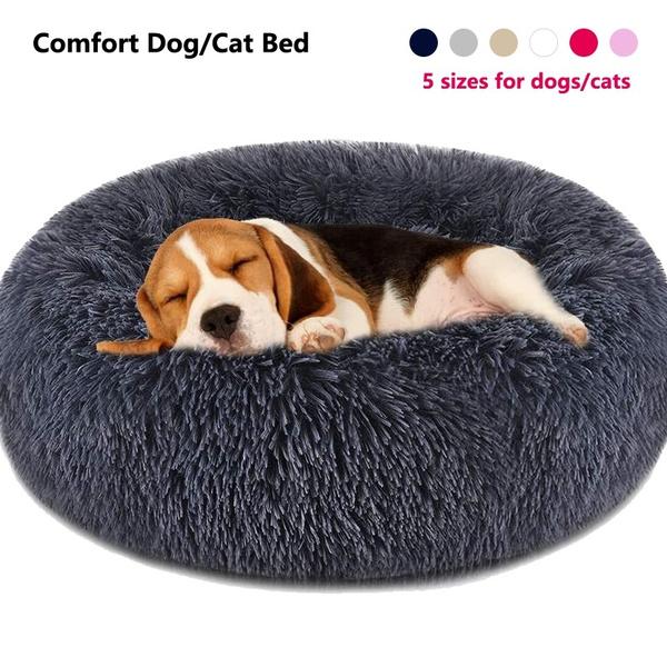 fluffypetbed, large dog bed, Medium, Cat Bed