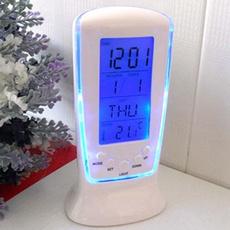 LED Watch, led, calendarclock, thermometerclock
