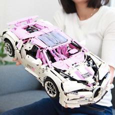 pink, minibrick, Toy, Mini