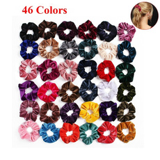 hairrope, scrunchie, velvet, Jewelry