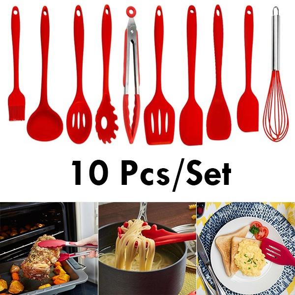 soupspoon, spatula, kitchenutensil, Silicone