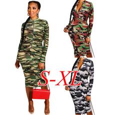 party, irregulardres, print dress, Sleeve