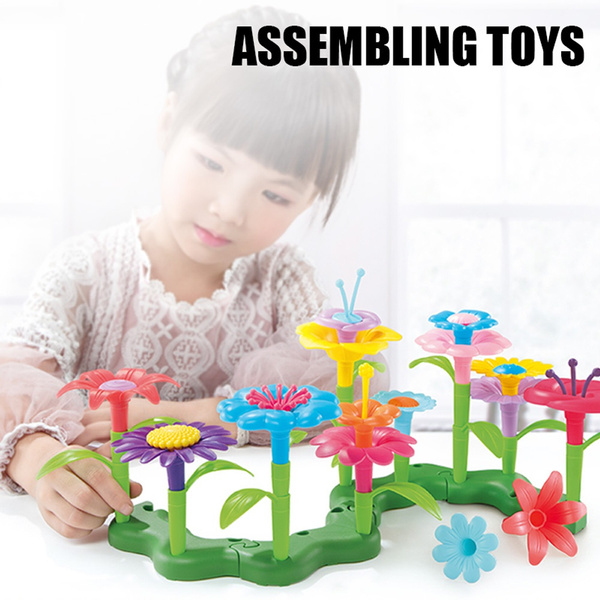 Fashion, earlylearning, Toy, Garden