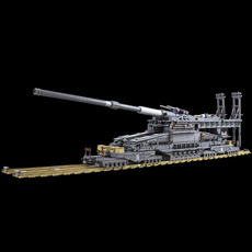 building, 10005, Toy, Tank