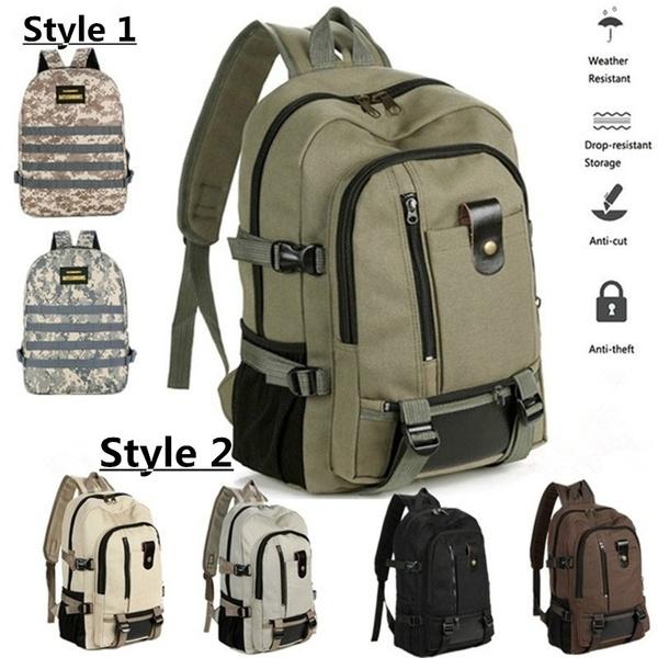 travel backpack, casualbackpack, Capacity, unisexbag