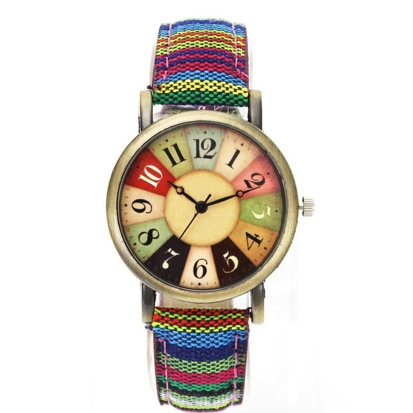 Watches, canvasband, Movie, Denim