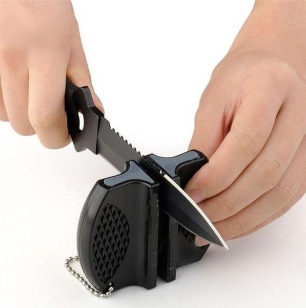Steel, Mini, Kitchen & Dining, pocketknifesharpener