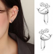 Simplicity, Jewelry, noearhole, ear studs
