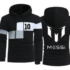 10, hooded, Messi, Coat