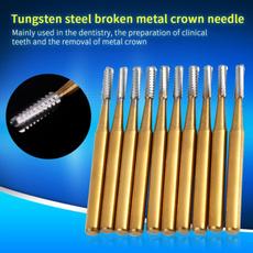 metalbur, Steel, dentallabbur, Metal