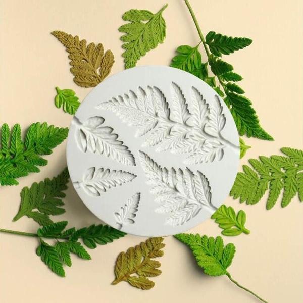 mould, leafmold, leaf, fondantmold