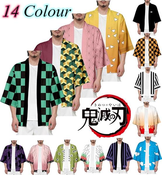 kimonoshirt, Cosplay, printed, Cosplay Costume
