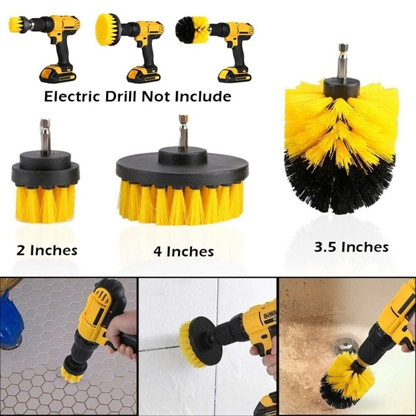 tirecleaningbrush, Cleaner, Electric, tubcleaner