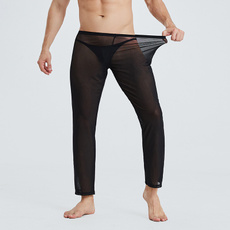 Underwear, pants, Breathable, see through