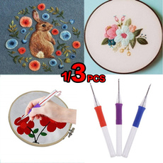 crossstitch, Weaving, embroideryneedle, Tool