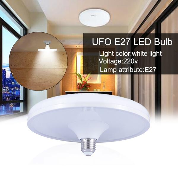 Light Bulb, E27, led, ufo