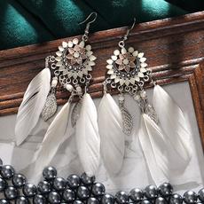 Tassels, Flowers, 925 sterling silver, Jewelry