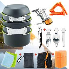 stainlesssteelfoldingtableware, picniccookware, Picnic, Hiking