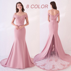 Women's Fashion, gowns, promgown, Evening Dress