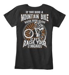 Mountain, Shorts, Cotton, Slim T-shirt