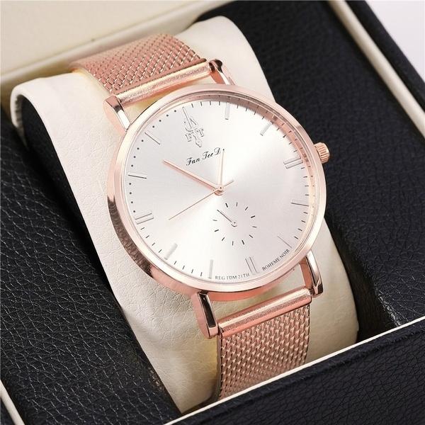 Women's Analog Watches, Fashion, rosegoldwatch, gold