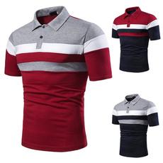 Summer, Men, Shirt, men clothing
