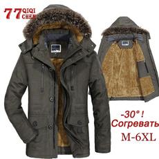 men coat, Plus Size, velvet, Winter