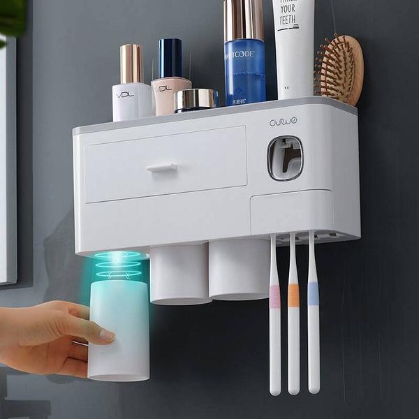Bathroom, Bathroom Accessories, kitchenandhome, Storage