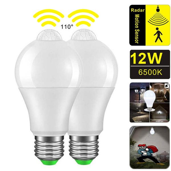 Light Bulb, securitylight, led, Home Decor