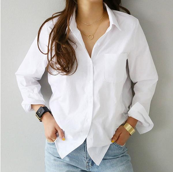 Fashion, Women Blouse, Long Sleeve, Spring